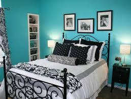 aqua blue curtains fabulous royal bedroom decor home ideas accents