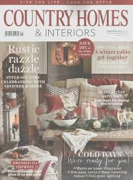 interior design view country homes and interiors subscription