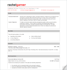 resume examples sample professional resume templates simple