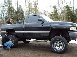 Dodge Ram 95 - lifted pics dodgeforum com