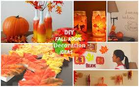 diy fall room decoration ideas 2014 youtube