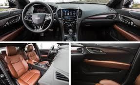 cadillac ats review top gear 2016 cadillac ats sedan 2 0t awd test review car and driver