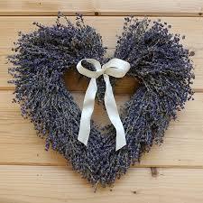 heart wreath lavender heart wreath creekside farms