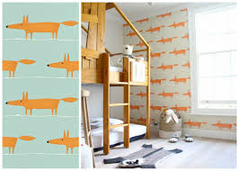 design 5 great animal wallpaper for children u0027s rooms