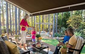 retractable awnings delta tent u0026 awning company