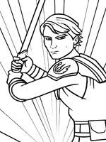 Coloriage Clone Wars sur Top Coloriages  Coloriages clonewars