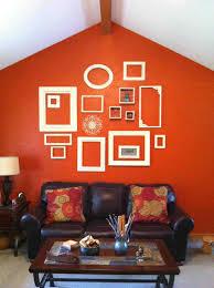 burnt orange bedroom burnt orange wall close enough for us