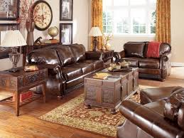 Living Room Ideas With Leather Furniture Living Room Best Leather Living Room Set Ideas Vintage Living