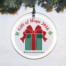 gift of 2016 gift of collectible ornament