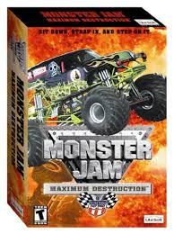 amazon monster jam maximum destruction pc video games