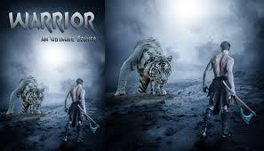 poster design with photoshop tutorial warrior movie poster design photoshop tutorial youtube