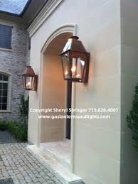 outdoor gas lantern wall light gas lanterns sooo pretty instead of traditional front porch