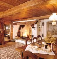 rivestimenti interni in legno di montagna n 50