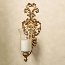 Flameless Candle Wall Sconce Asciano Hurricane Wall Sconce