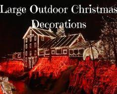 Outdoor Christmas Decorations Motorcycle by Large Outdoor Christmas Decorations Large Outdoor Christmas