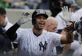 yankees aaron hicks matches mickey mantle homer feat 60 years later