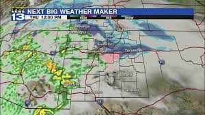 Weather Map New Mexico by Thursday U0027s Morning Rush Video 5 Facts Weather System Delivering
