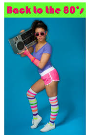 80s Workout Halloween Costume 37 80 U0027s Fashion Images 80s Costume Costumes