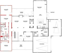 house plans with inlaw suite cottage house plans