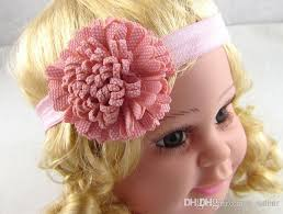 cheap headbands cheap headbands for girl flower western style 9 solid colors mix