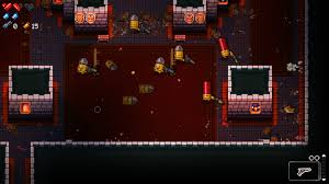 enter the gungeon pc review a fistful of bullets usgamer