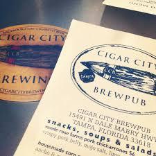 halloween city tampa fl brewer spotlight tim ogden u2013 cigar city brew pub the great