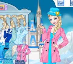 elsa today dress up frozen games