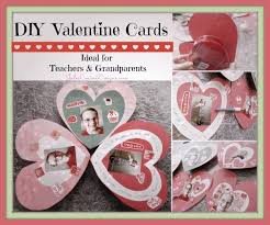 holidays diy valentines day diy cards kids crafts for teachers grandparents diy