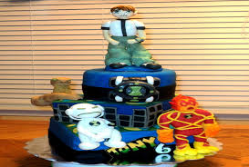 birthday cake ideas for 7 year old boys 1
