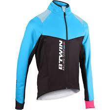 warm cycling jacket aerofit warm cycling jacket decathlon