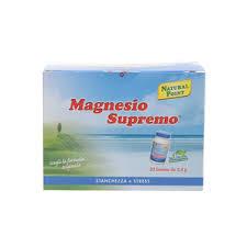 magnesio supremo bustine prodotti naturali per ossa