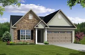 Rivergate Floor Plan River Gate New Single Family Homes In Clemmons Nc Shugart Homes