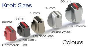 Kenmore Pro Cooktop Knobs Universal Appliance Knobs U2014 Wilson Elements