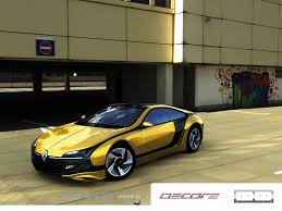 si e t ision renault fuego concept la vision d idecore bmw i8 cars and bmw