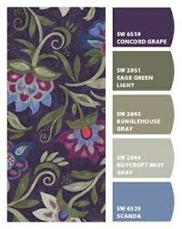 wood violet paint color sw 6557 by sherwin williams view interior