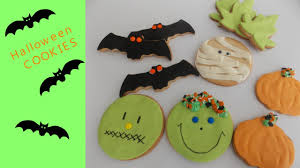 how to make halloween cookies decorating halloween cookies easy