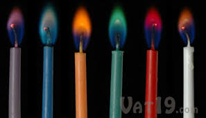 cool birthday candles color party candles twelve birthday candles with brightly