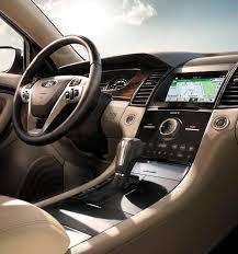 2010 Ford Taurus Interior 2017 Ford Taurus Sedan Optimal Driving Performance Ford Com