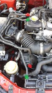 subaru boxer engine diagram head gasket frothy coolant puking from reservoir blown headgasket after
