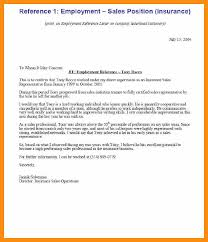 17 reference letter employment abstract sample