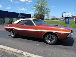 dodge challenger 1970 orange orange dodge challenger for sale in