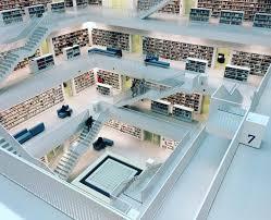 stuttgart city library visited library in stuttgart europe