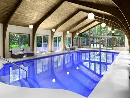Indoor Pool Unique Luxury Estate With Private Heated Homeaway Henryville