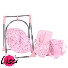Baby Doll High Chair Set Buy Lissi Baby Boutique 6 In 1 Highchair Set At Home Bargains