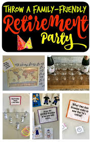 retirement party ideas family friendly retirement party ideas a s take