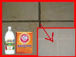how to naturally clean grout and tiles bathroom tile cleaning