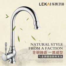 Cheap Faucets Kitchen by Online Get Cheap Custom Kitchen Faucets Aliexpress Com Alibaba