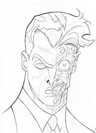 two face coloring pages 3158 550 762 coloring books download