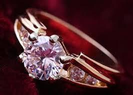 model cincin berlian mata satu toko berlian perhiasan mewah idaman setiap wanita