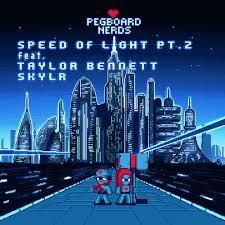 Speedof Light Pegboard Nerds U2013 Speed Of Light Pt 2 Lyrics Genius Lyrics